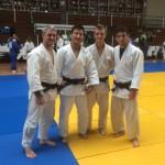 jornadas de judo de Navidad en Galicia