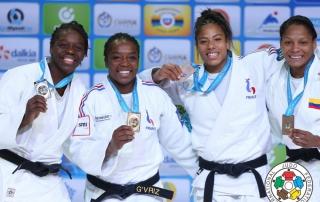 World Judo Championships, Astana 2015